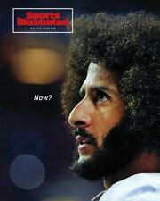 Colin Kaepernick Sports Illustrated NOW? Cover photo  - select size