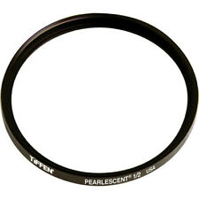 New Tiffen 77mm Pearlescent 1/2 Glass Filter MFR # 77PEARL12 Free Shipping
