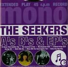 THE SEEKERS A's B's & EP's CD BRAND NEW Judith Durham