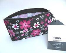 Now 50% off-Canvas Pen Bag Pencil Case Bag Cosmetic Makeup Bag Pouch Pocket