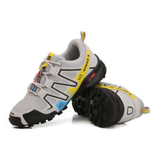 Mens Outdoor Hiking Shoes Tourism Boots Climbing Mountain Sport Walking Sneakers