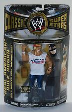Wwe figura hulk hogan Jakks clásico atuendo correo lejos WWF 2 en 1 LTD EDN