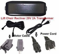 Okin Limoss 29V2A Lift chair Power recliner SP2-B  power supply transformer NEW