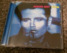 "Adam Ant - ""Hits"" NEW CD CBS Records"