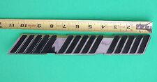 Studebaker 1964 1965 Cruiser Roof Emblem Louver Trim Molding 1358562 Rh