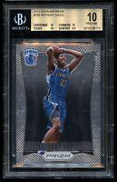 2012-13 Panini Prizm Anthony Davis Rookie BGS 10 Pristine RC LA Lakers #236