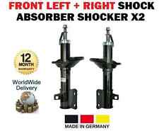 FOR SUBARU IMPREZA 1992--> SALOON FRONT LEFT + RIGHT SHOCK ABSORBER SHOCKER X2