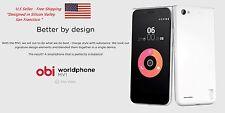 Obi MV1 SmartPhone UNLOCKED 1.3GHz quad-core Qualcomm Snapdragon 16GB- Dual Sim