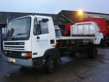 1995 DAF 45-130 Turbo  20ft Chassis Cab, Loader with Transit 190 Diesel Flat bed