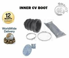 FOR MITSUBISHI L200 PAJERO SHOGUN 3.0 V6 3.5 NEW INNER RUBBER CV JOINT BOOT KIT