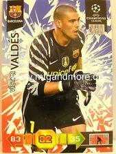 Adrenalyn XL Champions League 10/11 - Victor Valdes