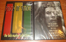 The Bob Marley Collection Pieces Of Smoke Music Videos New & Sealed Promo DVD