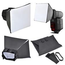 Difusor De Flash Universal Studio Caja Suave Para Canon Nikon Sony Sigma Cámara Dslr