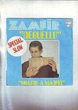 "disque 45 tours ZAMFIR - "" deguello "" - "" mourir a madrid """