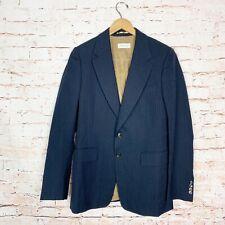Dries Van Noten Two Button Pinstripe Blazer Mens Size 48