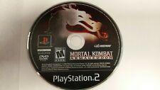Mortal Kombat Armageddon Playstation 2 Disc Only