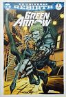 Neal Adams SIGNED DC Comics Art Print ~ Green Arrow #1 DC Universe Rebirth