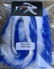 White & Blue Rabbit Strips 3mm