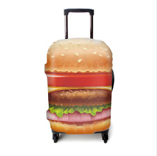 25/29/32'' Travel Luggage Suitcase Elastic Protector Cover Dust-proof Hamburger