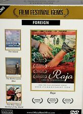 FILM FESTIVAL GEMS FOREIGN 4FILM DVD,RAJA,THE ISLAND,BOTHERSOME MAN,781735602799