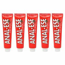5Nasstoys Anal-Ese Cherry Flavored Numbing Desensitizing Anal Lubricant Lube 1.5
