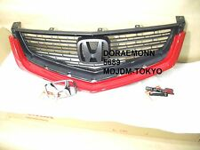 Oem *R81* 06-07 Euro R Front Grille + Euro Emblem HONDA  ACCORD CL7 CL9 ACURA TS
