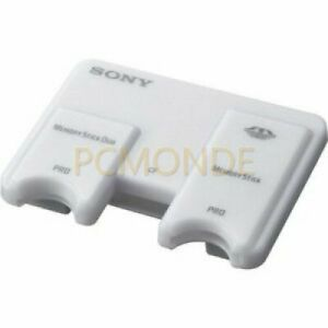 Sony MS and CF USB Card Reader (MSAC-USM1)