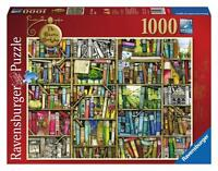 Ravensburger 19226 The Bizarre Bookshop High Quality 1000 Piece Jigsaw Puzzle