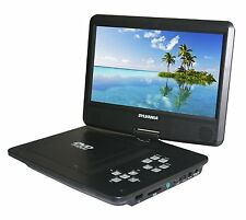 Sylvania SDVD1030 10-In Swivel-Screen Portable DVD Player w/ 5 Hour Battery Life