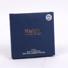 Haida 67mm Slim PRO II MC ND 0.9 8x Neutral Density Filter ND8 (3 Stops)