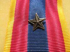 Agrafe Etoile Bronze pour citation Médaille Défense Nationale