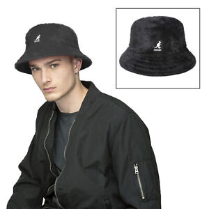 Kangol Unisex Fluffy Luxurious Plush Cozy Furgora Original Classic Bucket Hat
