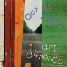 Ani DiFranco : Out of Range CD (2015) ***NEW***