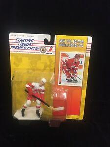 1994 STARTING LINEUP SERGEI FEDOROV DETROIT RED WINGS NHL HOCKEY VTG NIP