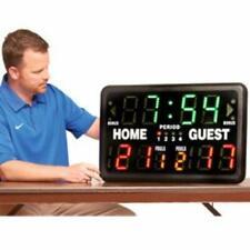 tablero reloj digital Marcador mesa interior multideportes baloncesto boxeo