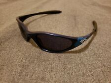 Oakley Minute 1.0 Crystal Blue W/Flower Ice Iridium Very Rare