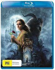 Beauty And The Beast Blu-ray BRAND NEW SEALED Region B