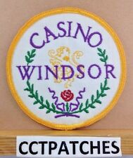WINDSOR, CANADA CASINO SECURITY SHOULDER PATCH