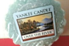 Yankee Candle ~ Over The River ~ Tarts Wax Melt ~ Set Of Three (3)