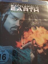 Battlefield Earth (Blu-Ray Region Free) Factory Sealed Fast Shipping