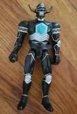 VTG Power Rangers Lost Galaxy Magna Defender Black Action Figure, 1998 Bandai