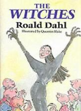 The Witches,Roald Dahl, Quentin Blake- 9780224021654