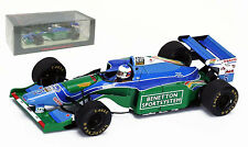 Spark S4481 Benetton B194 Monaco 1994 - M Schumacher World Champion 1/43 Scale