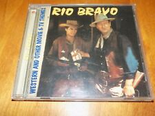 Rio Bravo & Other Movie And Tv Themes Classic Film Western Tv Songs Song Cd