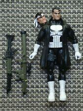 Marvel Legends Retro Punisher action figure Marvel series