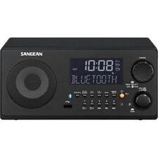 Sangean WR-22BK Digital Receiver Black (wr22bk)