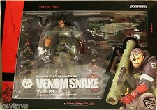 Kaiyodo Revol Mini Venom Snake Metal Gear Solid RM-012 Figure The Phantom Pain