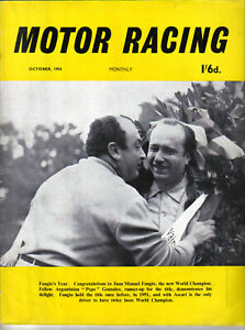 Motor Racing 10/1954 Revis Sports Car Jack Farnham MG Austin Healey +