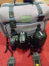 Nikon D7000 16.2 MP Digital SLR Camera w/ Nikkor 18-105mm VR DX Lens - Black