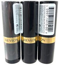 (3) Revlon Super Lustrous Lipstick Imperfect FLAWED Matte 002 - Pink Pout